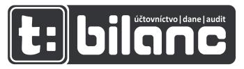 T-Bilanc, spol. s r.o. Logo