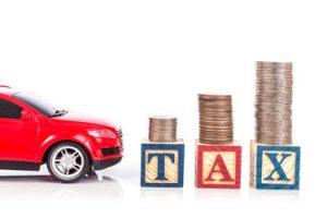 Daňové centrum - Daň z motorových vozidiel za rok 2017